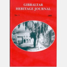Gibraltar Heritage Journal Volume 1