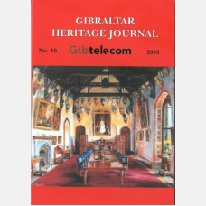 Gibraltar Heritage Journal Volume 10