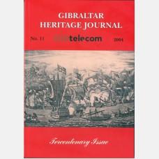 Gibraltar Heritage Journal Volume 11