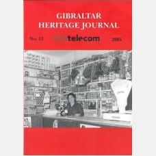 Gibraltar Heritage Journal Volume 12