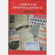Gibraltar Heritage Journal Volume 15