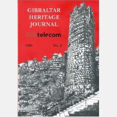 Gibraltar Heritage Journal Volume 2