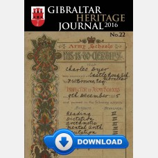 (Downloadable) Gibraltar Heritage Journal Vol 22